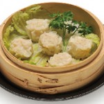 カニ焼売 : Kani Shumai Steamed Crab Meat Dumpling  $7.00
