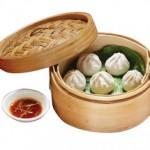 小龍包 Shyo Ron Pow Steamed Juicy Pork Dumplings $8.00