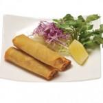 和風春巻き Wafu Harumaki Fried Pork & Vegetables Spring Roll $7.00